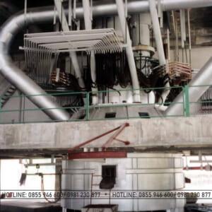 Vật liệu chịu lửa cho ngành luyện kim 冶金业耐火材料