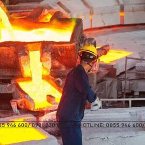 Vật liệu chịu lửa cho ngành luyện đồng 炼铜业耐火材料