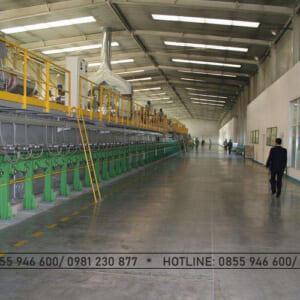 Vật liệu chịu lửa cho nhà máy kính玻璃厂耐火材料