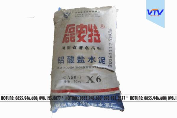 Xi măng chịu nhiệt Leante X6